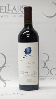 Opus One Top Vintages